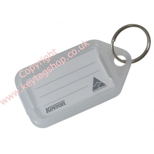 Click Tag Key Rings Kevron